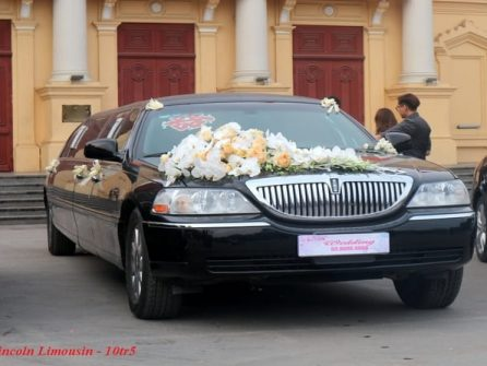 Cho Thuê Xe Cưới Limousine 3 Khoang
